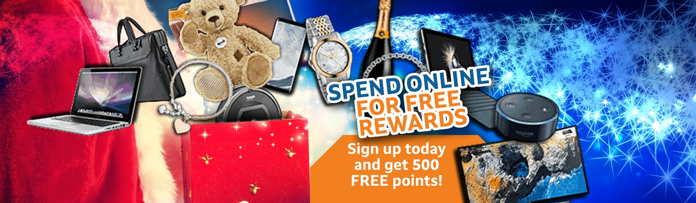 Get FREE Rewards