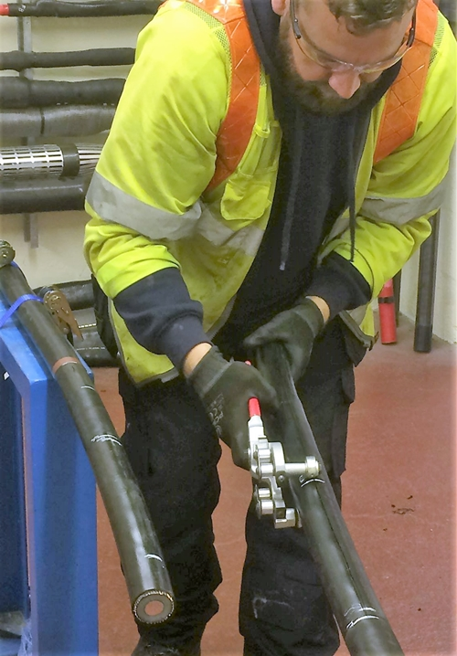 Industry Leading Cable Installation Training