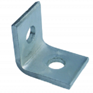 Brackets for Channel System, Galvanised