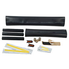 Single Core to Three Core XLPE Cable Heat Shrink Joint