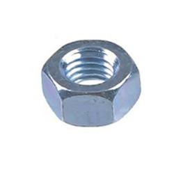 Hex Head Full Steel BZP Nuts
