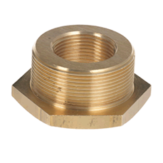 Flameproof Brass Reducer