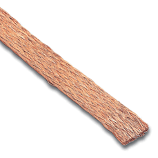 Flexible Copper & Tinned Braid
