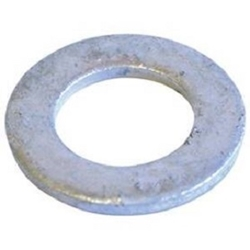 Galvanised Flat Washers