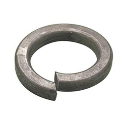 Galvanised Spring Washer