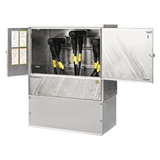 HDC Cable Cabinet - 630A