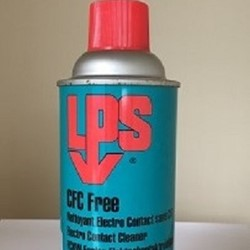 LPS Electro Contact Cleaner