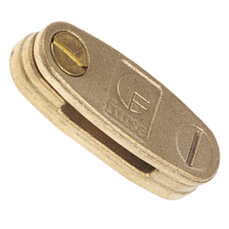 Metallic DC Tape Clips - CLEARANCE ITEMS