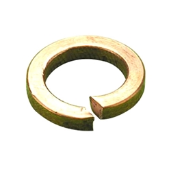 Brass Spring Washer (Phosphor Bronze)