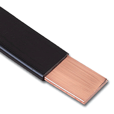 PVC Covered Copper Tape