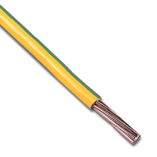 PVC Covered Stranded Cable