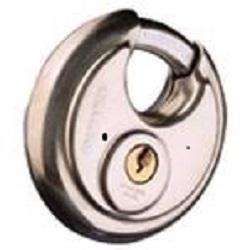 Padlock Circular Body - CLEARANCE