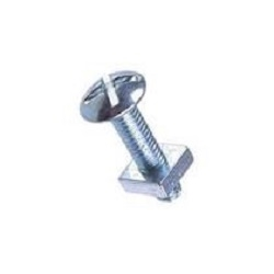 Roofing Bolts & Nuts BZP
