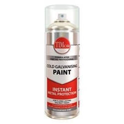 Timco Cold Galvanised Paint