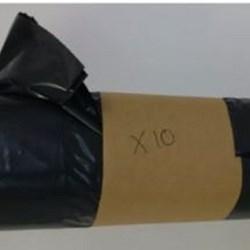 Black Waste Bags