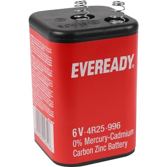 Eveready 6V Carbon Zinc Battery