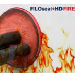 Filoseal+HD FIRE Re-enterable Duct Sealing System