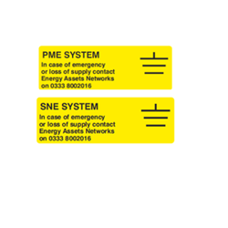 PME & SNE System Labels