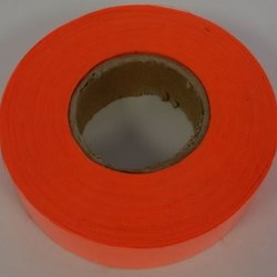 Orange Traffic Tape