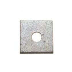 Square Plate Washer - Galvanised
