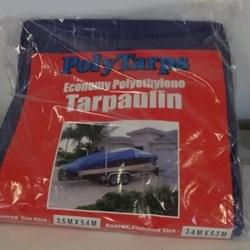 Lightweight Waterproof Tarpaulin